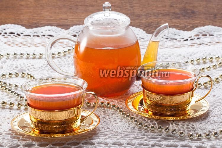 Рецепт Грог чайный