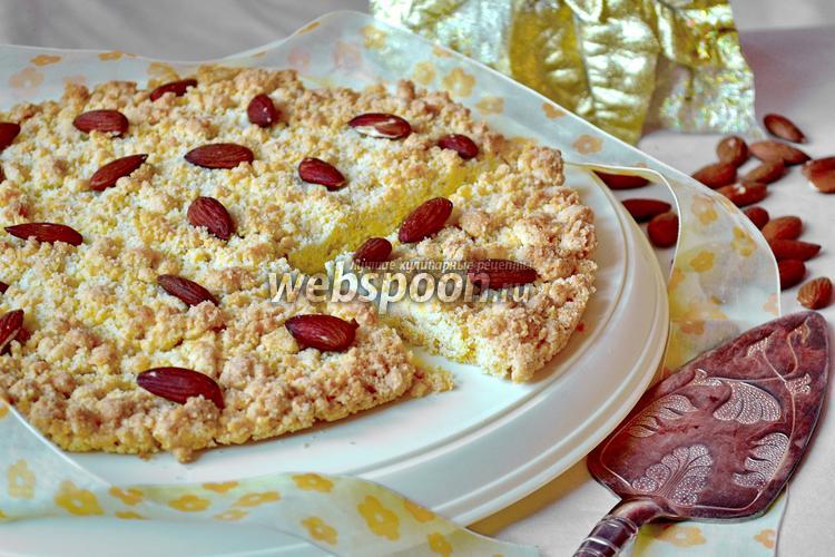 Рецепт Итальянский пирог Сбризолона