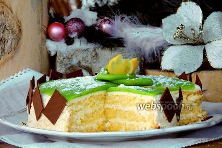 Торт Мохито