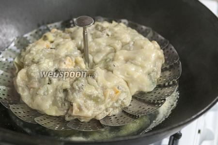 Наша аппетитная ханума готова!