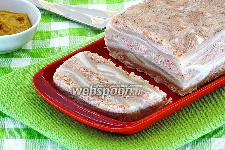 Рецепт Батон мясной закусочный