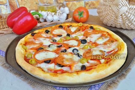 Пицца болгарская