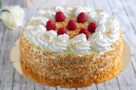 Торт «Юбилейный»