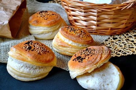 Слоёные булочки от Ришара Бертине