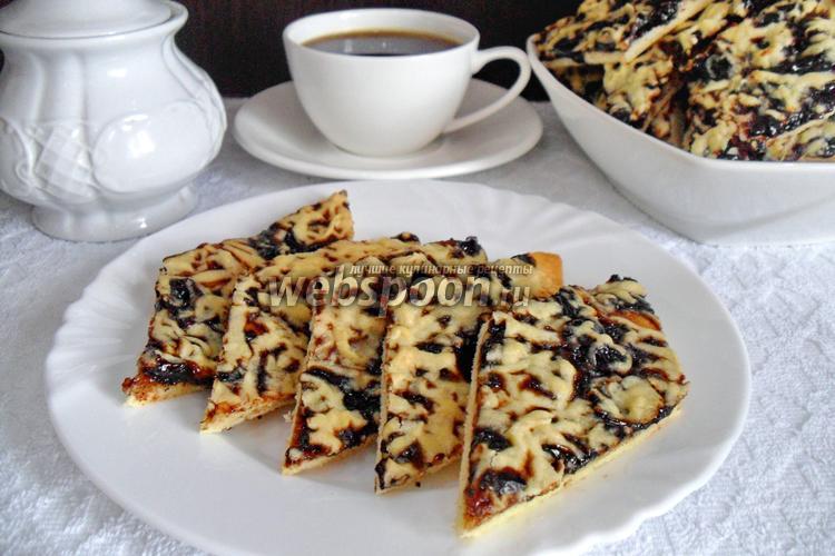 Рецепт Венский или тёртый пирог