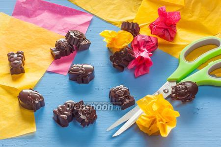 Домашний шоколад с мёдом