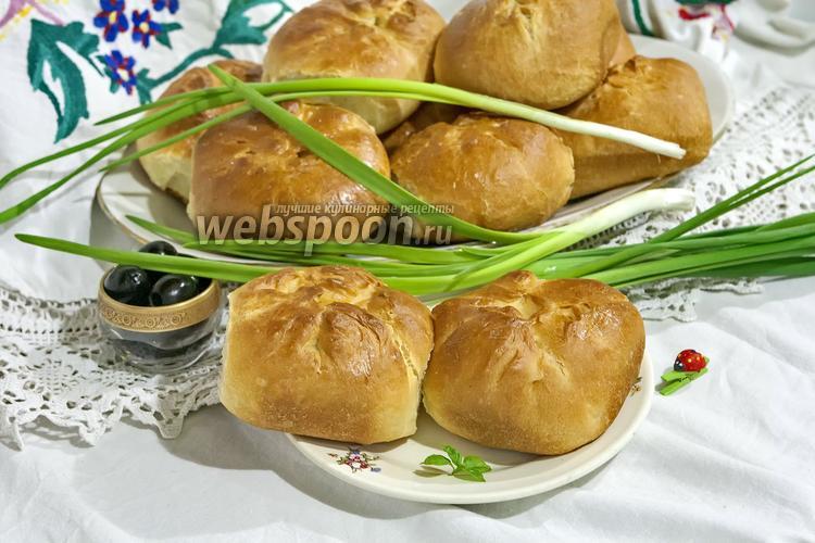 Рецепт Пирожки духовые с бараньим фаршем