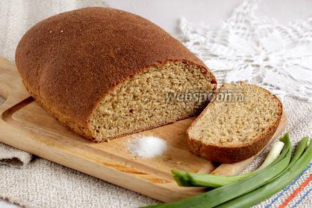 Кукурузный хлеб с клетчаткой