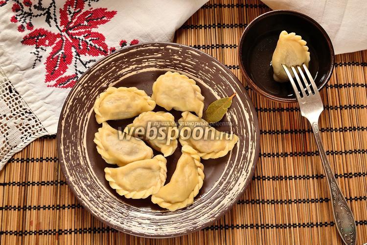 Рецепт Пельмени из трёх видов мяса