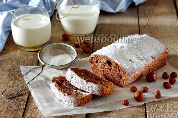 Рецепт Банановый постный кекс