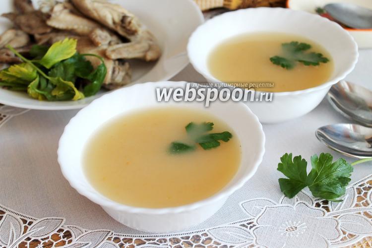 Рецепт Суп-пюре куриный диетический