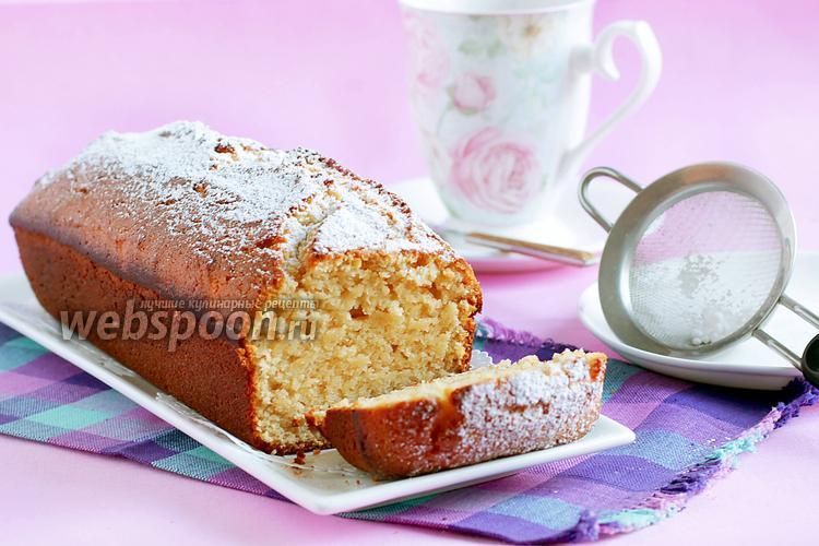 Рецепт Арахисовый кекс