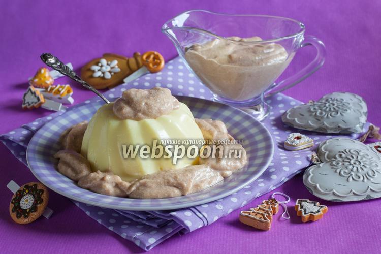 Рецепт Десертный соус из пряников