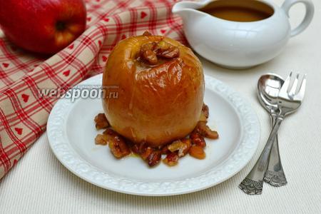 Запечённое яблоко «Му-му»