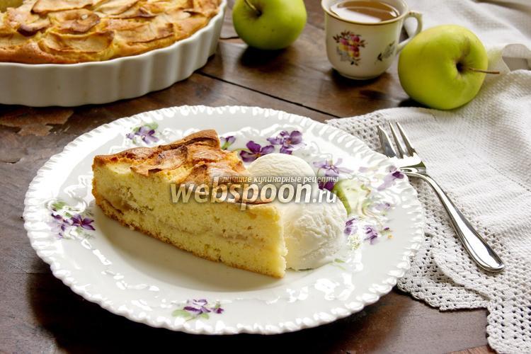 Рецепт Дорсетский яблочный пирог