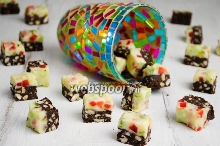 Фото Шоколадные конфеты «Мозаика»