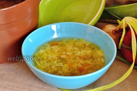 Боннский суп — едим и худеем