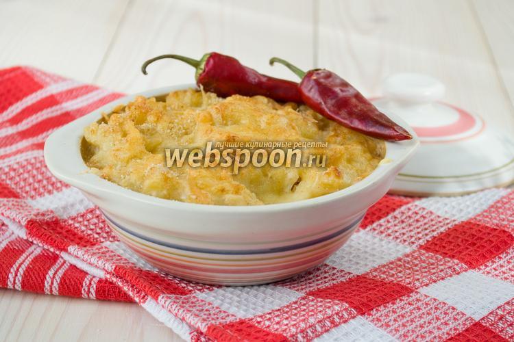 Фото Мак энд чиз (макароны с сыром)