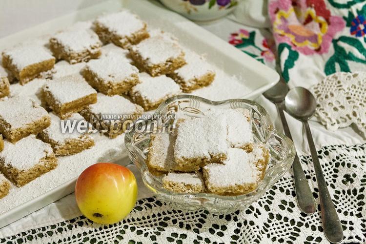Рецепт Коломенская пастила (рыхлая)