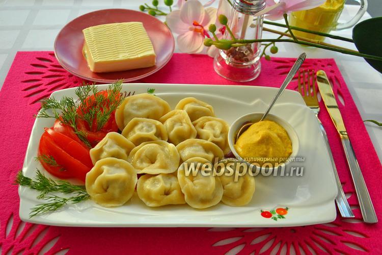 Рецепт Уральские пельмени