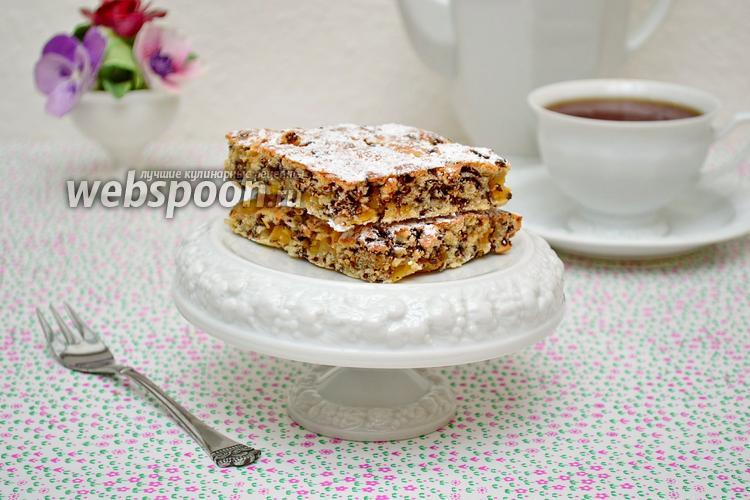 Рецепт Кокосово-ананасовый пирог
