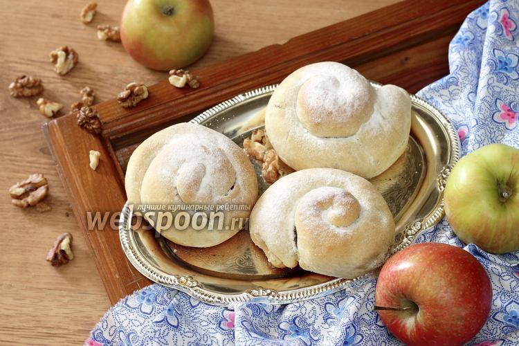 Рецепт Испанские булочки Энсаймадас