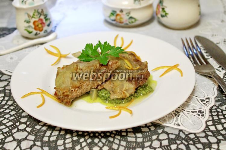 Приготовить стейк из форели в духовке в фольге рецепт с фото