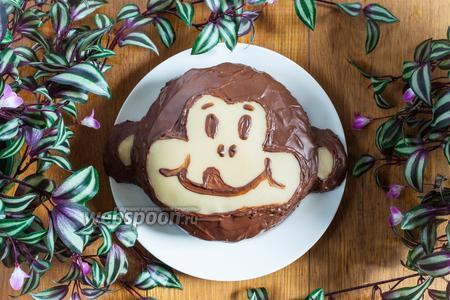 Торт «Обезьяна»