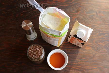 Для нежной, сливочной манной каши, потребуется семолина или наша манка, сливки, соль. Для подачи — кленовый сироп или сахар (мёд, лучше не добавлять), семена или орешки (лучше миндаль или кешью).