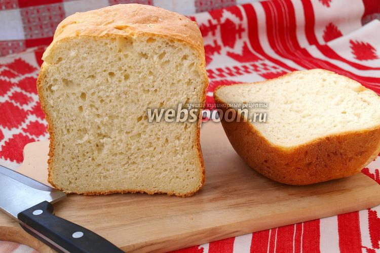 Рецепт Рисовый хлеб в хлебопечке
