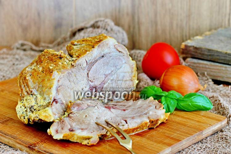 Рецепт Ароматное мясо в мультиварке