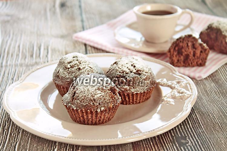 Рецепт Маффины с какао