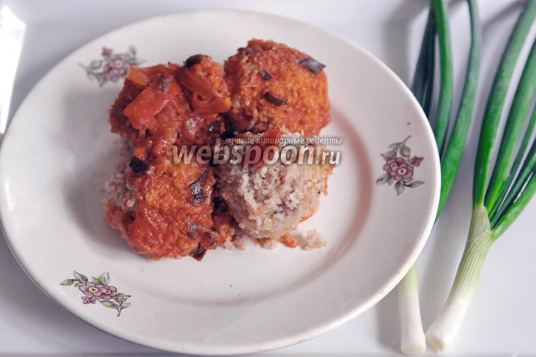 Рецепт Тефтели из свинины