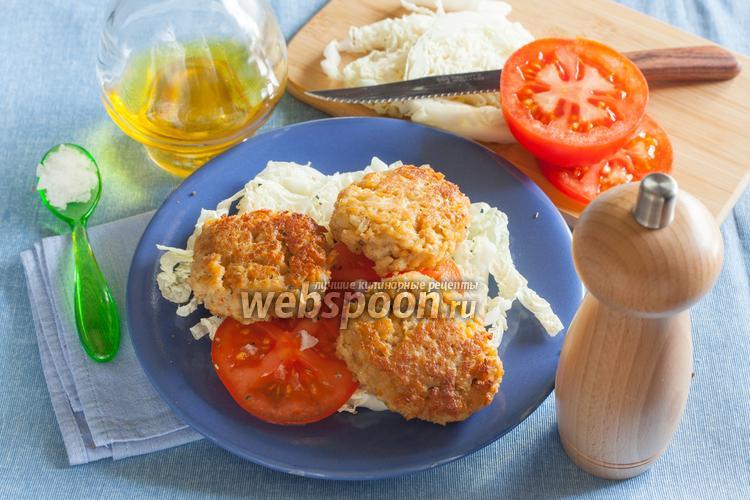 Рецепт Котлеты из соевого фарша