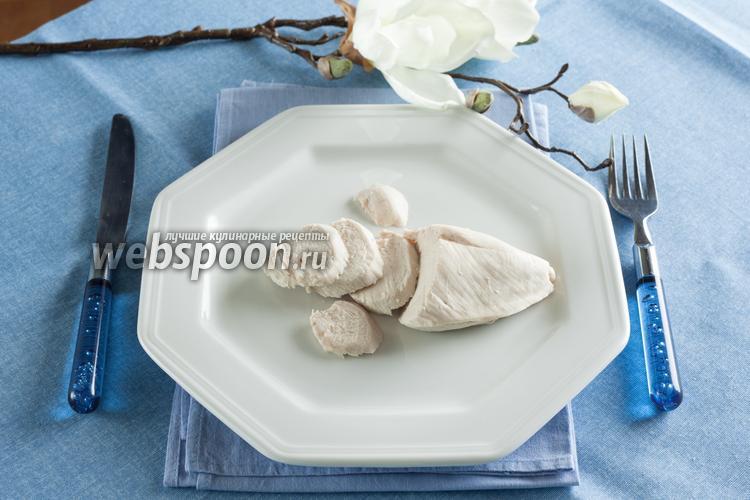 Рецепт Куриная грудка на пару