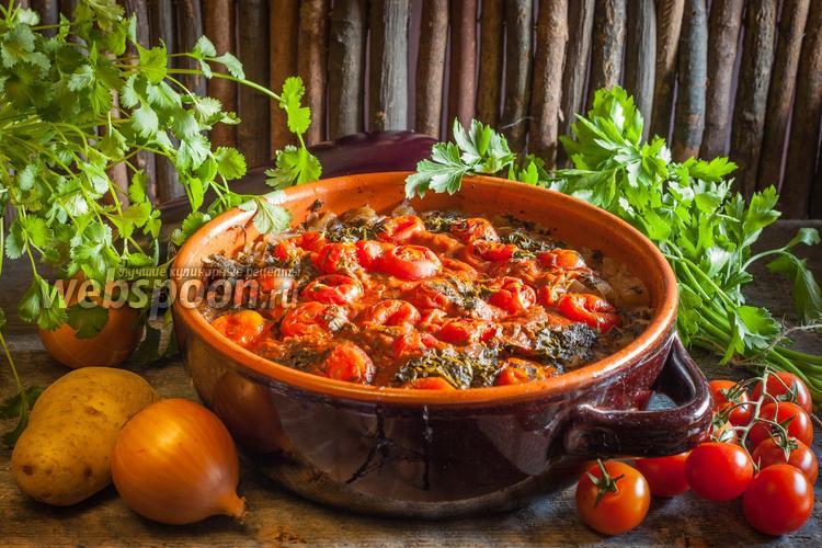 Рецепт Суп чанахи классический