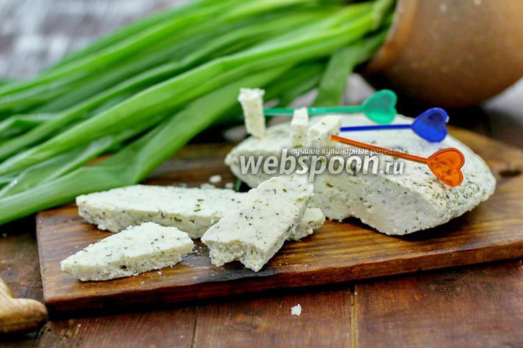 Рецепт Адыгейский сыр домашний