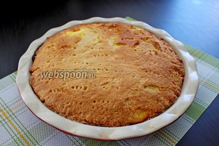 Готовый пирог полностью остудить. Приятного чаепития!!!