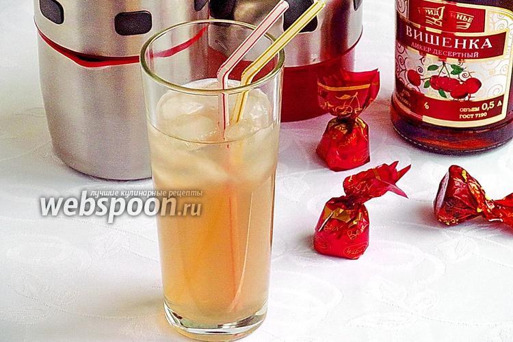 Рецепт Коктейль физ «Глория»