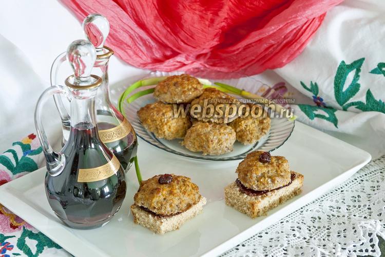 Рецепт Котлеты с тыквой