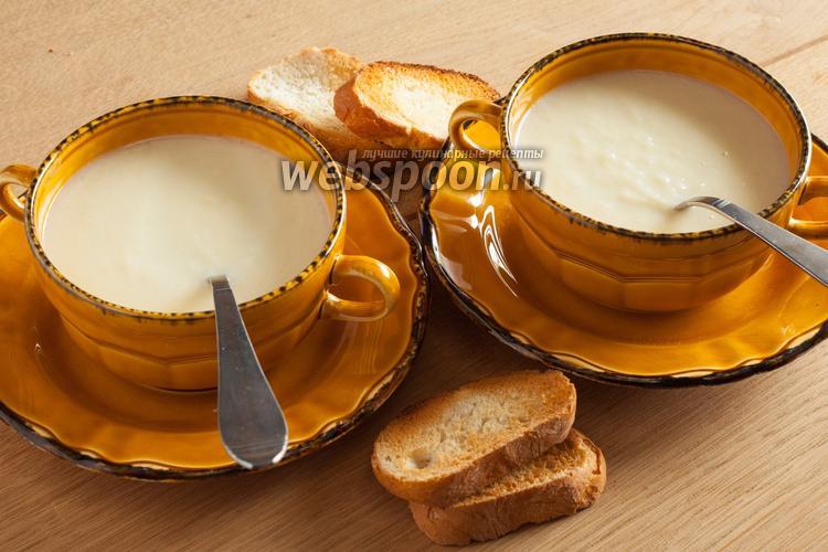 Рецепт Суп-пюре из спаржи