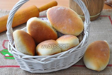 Пирожки на простокваше в хлебопечи