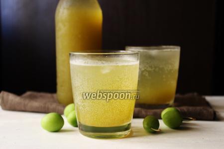 Лимонад из алычи
