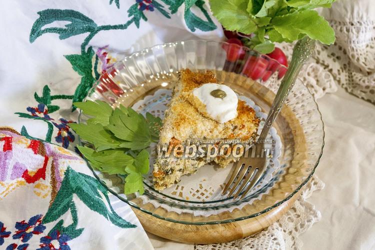 Рецепт Запеканка с тыквой и фаршем