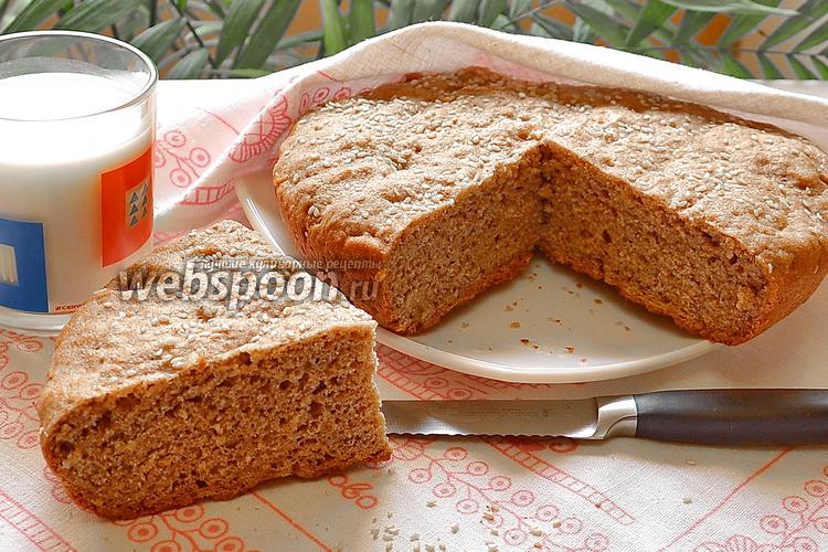 Хлеб в мультиварке рецепт пошаговое