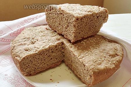 Получился вкусный, воздушный и полезный хлеб, он не оставил никого равнодушным.