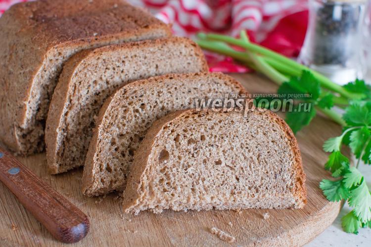 Рецепт Пшенично-ржаной хлеб с йогуртом в хлебопечке