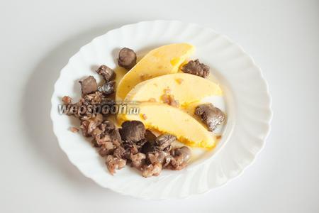 Этот соус лучше всего подходит к таким простым гарнирам, как картофельное пюре или полента ( >мамалыга</a).