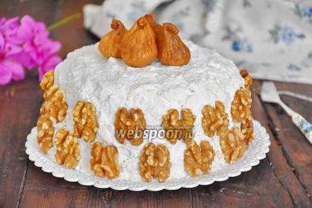 Торт «Леди Балтимор»