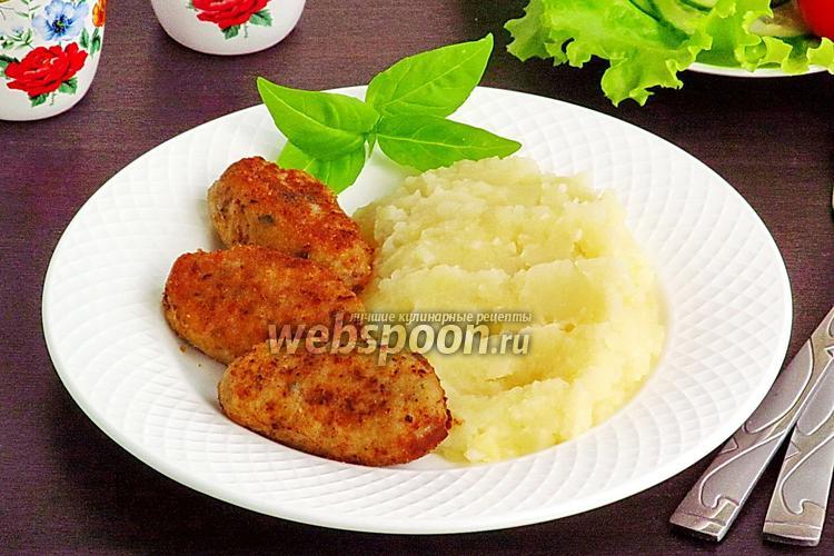 Рецепт Колбаски из скумбрии